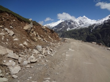 Rohtang Pass – Koksar Road