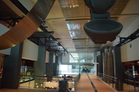 Inside Royal Selangor Visitor Senter