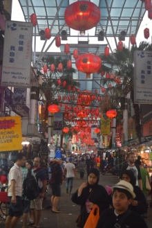 Inside China Town