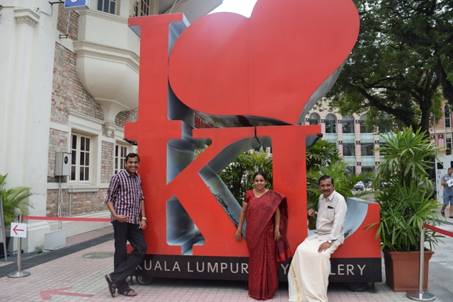 We really liked KL