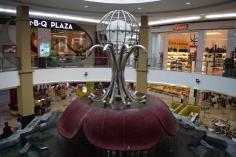 Inside Dataran Pahlawan Mall