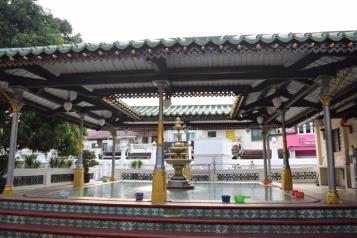 Inside Masjid Kampung Kling