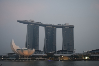 Marina Sands Bay Hotel
