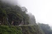Way to Thimphu