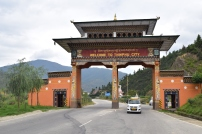 Welcome to Thimphu