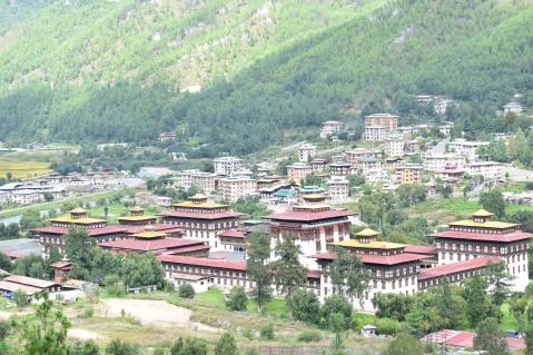 Tashichho Dzhong
