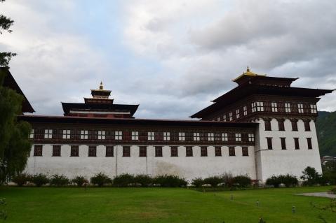 Tashichho Dzhong (Thimphu Dzong)