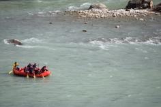 River rafting in Pho Chhu river