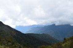 Atop Chelela Pass
