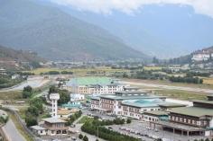 Paro Airport Terminal