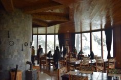 Restaurant at Dochula Pass