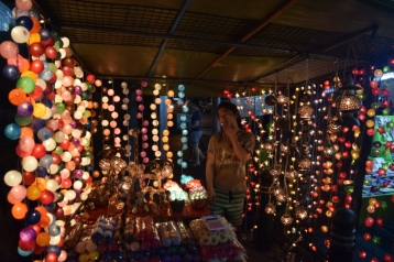Light store - Patpong Night market