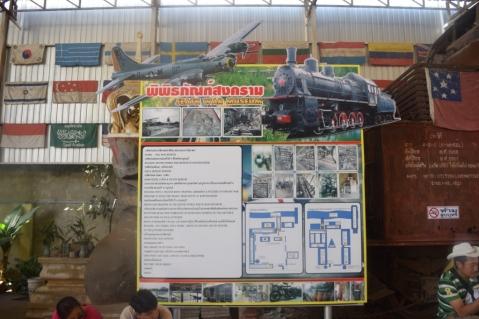 The Kwai War museum