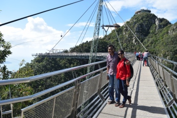 At Sky Bridge