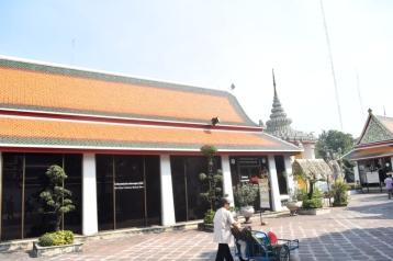 Thai Traditional Message School