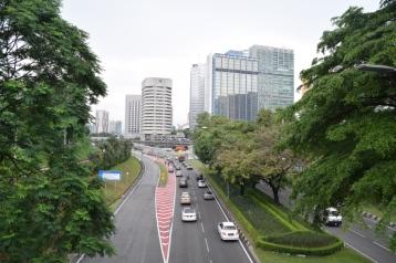KL roads