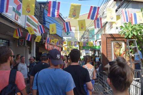 Phi Phi streets
