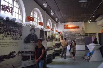 Inside KL City Gallery