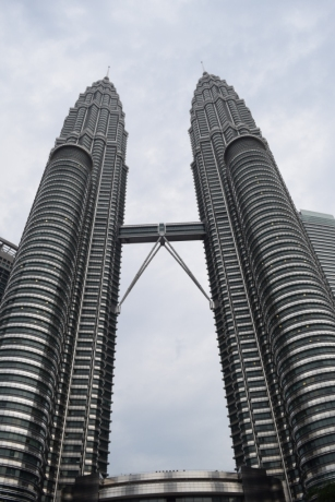 The Petronas Twins