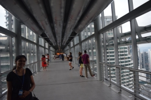 Sky Bridge at Level 41