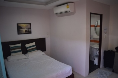 Our room at Sabai House