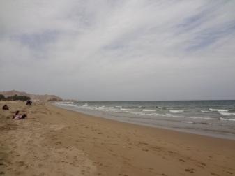 Yiti beach
