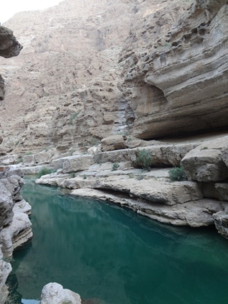 Lower streams