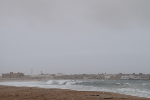 Mirbat Beach