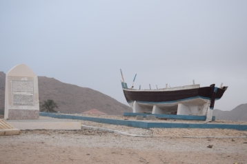 Boat to commemorate maritime history of Mirbat