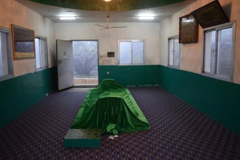 Prophet Ayub's tomb