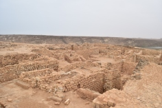 Remains of the old city