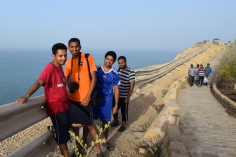 Our gang (Amar - the photographer)