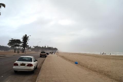 Al Haffa beach