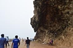 Walk through Marneef cave