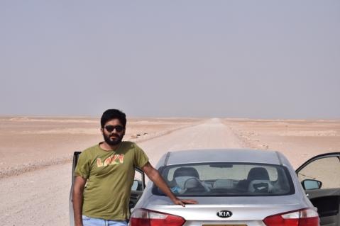 Road to Wubar