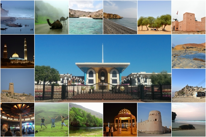 Oman_collage