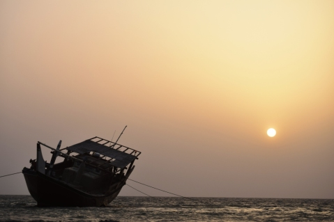 Masirah sunset